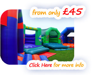 Click here for our Castles & Inflatables